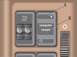 1.15 Управление бортовым компьютером на моделях выпуска до января 1988 г.