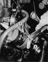 1.20 Замена моторного масла и масляного фильтра Audi 80