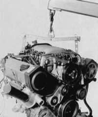2.16 Снятие и установка двигателя