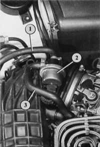 5.2 Датчик уровня топлива Audi 80