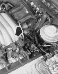 6.6 Впускной коллектор с изменяемой длиной тракта Audi 80