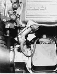 7.16 Проверка отдельных элементов Audi 80