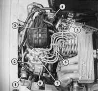 7.21 Основные элементы Audi 80