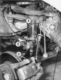 10.14 Ремонт передней подвески Audi 80