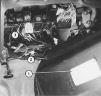 14.6 Дополнительный блок реле Audi 80