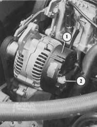 14.25 Генератор Audi 80
