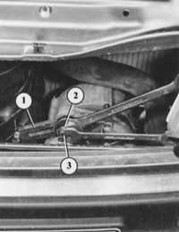 14.31 Натяжение клинового либо поликлинового ремня Audi 80