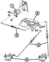 20.10 Задняя дверь универсала Audi 80