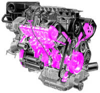 1.1 Двигатели Audi 80