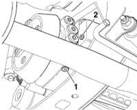 3.29 Замена масла в сцеплении Haldex моделей с полным приводом