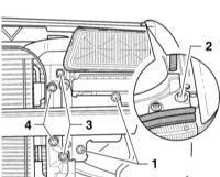 5.6 Снятие и установка радиатора и вентилятора