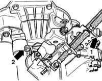 8.1 Снятие и установка РКПП Audi A3