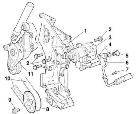 12.5 Рулевое управление Audi A3