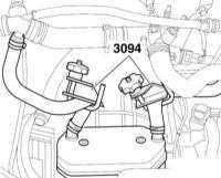 9.2 Снятие и установка автоматической трансмиссии Audi A3