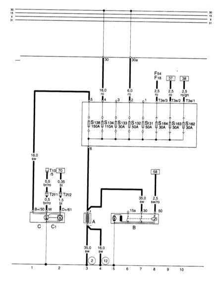 15.27 Аккумуляторная батарея, стартер, генератор, главный блок предохранителей/аккумуляторная батарея