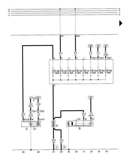 15.5 Аккумуляторная батарея, стартер, генератор, главный блок предохранителей/аккумуляторная батарея