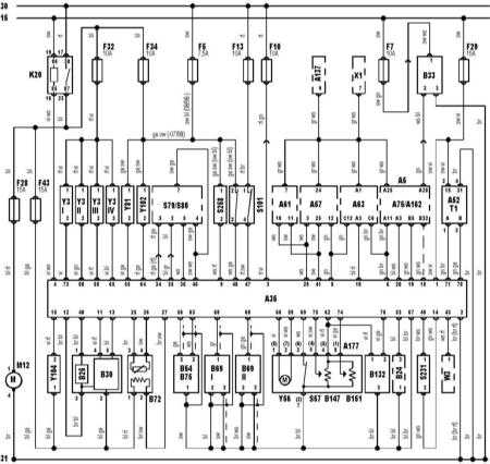 15.38 Система управления двигателем 1.8 л без турбокомпрессора