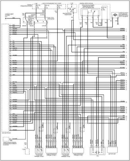 14.8 Система управления двигателем 3.0 л