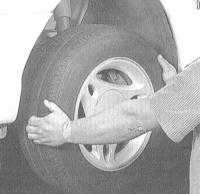 2.16 Проверка состояния компонент подвески и рулевого управления
