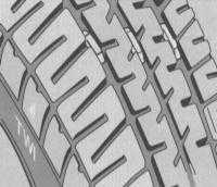 2.6 Проверка состояния шин и давления в них. Обозначение шин и дисков колёс. Ротация и замена колёс