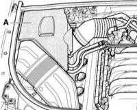 2.29 Замена элемента воздушного фильтра двигателя