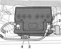 6.4.4 Замена аккумуляторной батареи
