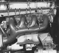 5.2 Проверка подвески и состояния системы выхлопа Audi A4