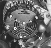 15.64 Самопомощь в работе с генератором и регулятором напряжения