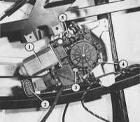 19.37 Стеклоподъемники с электроприводом