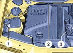 1.43 Паспортные данные автомобиля