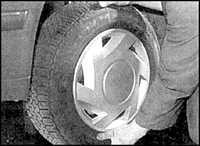 2.1.20 Проверка элементов рулевого управления, подвески   и полуосей