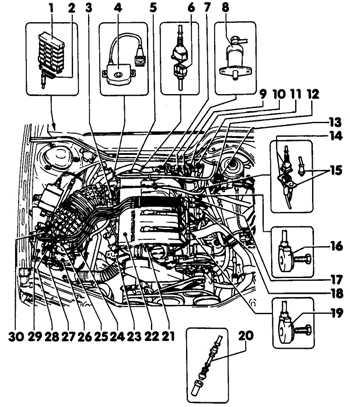 6.2.1 Многоточечная система впрыска топлива