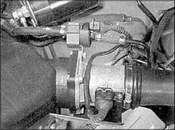 6.2.5 Элементы системы впрыска топлива Motronic/ Jetronic