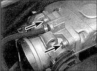 6.2.6 Элементы системы впрыска топлива Digifant Audi A6