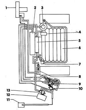 6.3.8 Кислородный датчик Audi A6