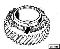 9.2.9 Наглядный ремонт коробки передач 012 Audi A6