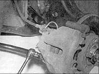 10.5 Тормозные накладки передних тормозов Audi A6