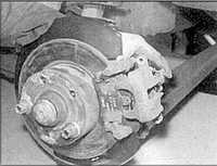 10.6 Тормозные накладки задних колес Audi A6