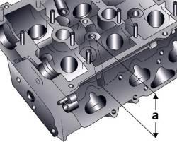 4.5 Головка блока цилиндров Audi A8