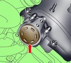 5.5 Зубчатый ремень Audi A8