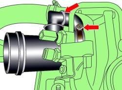 5.7 Головка блока цилиндров Audi A8