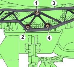 17.4 Главная задняя передача Audi A8