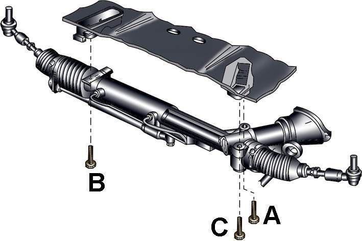 Замена рулевой рейки ауди а8 Замена втулок амортизатора хендай элантра j4
