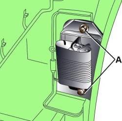 23.4 Резистор вентилятора
