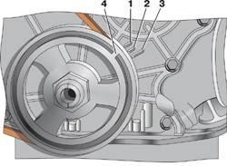4.3 Установка зажигания на двигателе мод. 2106