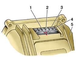4.3 Установка зажигания на двигателе мод. 2106 АЗЛК 2141