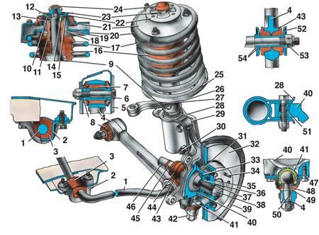 Шевроле ланос схема системы охлаждения фото 928