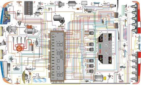 12.2 Схема электрооборудования
