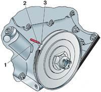 4.5 Установка привода распределителя зажигания на двигателях мод. 331 и 3317