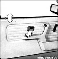 1.5 Ключи для автомобиля, оборудованного иммобилайзером BMW 3 (E30)